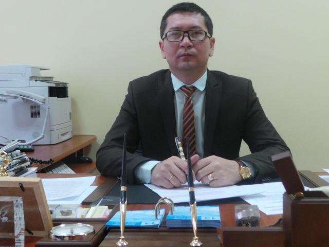 Ахмеденов К.М.
