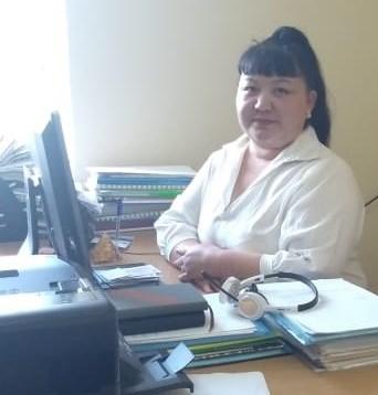 Иргалиева Эльвира Конасовна