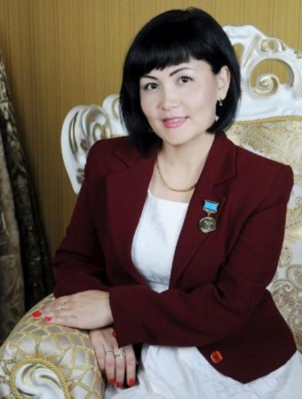 <strong>Кажимова Карылгаш Рахимовна</strong>
